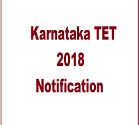 Karnataka-TET-2018-Notification