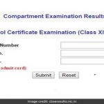 CBSE Compartment Result 2020 | { Released*} CBSE Board 10th & 12th Supplementary Results Date